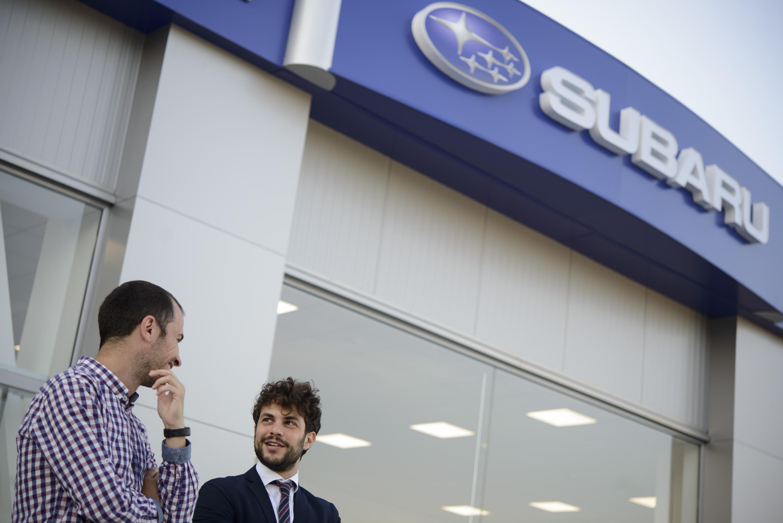 Новият шоурум на Subaru в Пловдив